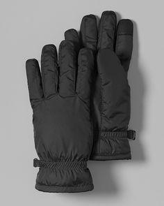 Women's Essential Down Gloves   Eddie Bauer