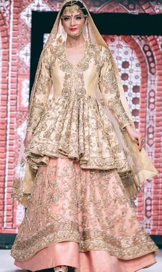 get your hands on this customized piece at sajsacouture@gmail.com Indian Wedding Wear, Pakistani Wedding Outfits, Indian Bridal Fashion, Pakistani Bridal Wear, Pakistani Dresses, Indian Dresses, Indian Outfits, Indian Weddings, Walima Dress
