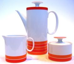 Thomas Rosenthal coffee set