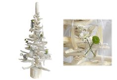 Bleached Driftwood Tree