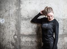Long Sleeve Circle Top by Nasty Lifestyle. Get yours today! Crossfit Clothes, Fitness Apparel, Women Wear, Winter Jackets, Spring Summer, Yoga, Gym, Running, Lifestyle