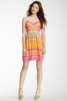 Gypsum Silk Blend Dress by Trina Turk on @HauteLook