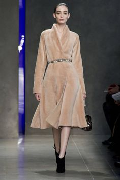 The 10 Best Shearling Coats from Fall 2014's runways.
