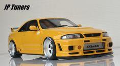 1_18 Nissan Skyline Gtr R33 400 R Nismo Tuning JP Tuners