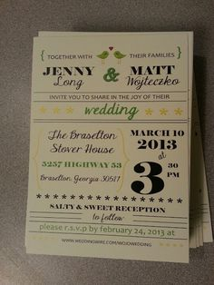 microsoft publisher wedding invitation template