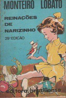 Reinações de Narizinho- Monteiro Lobato