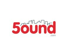 5ound #musiclogo #design by untitled #brandcrowd