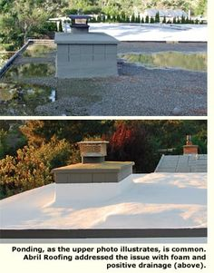 Re-roofing your modern home: useful tips and roof systems to get the job done.