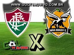 Assistir Fluminense x Nova Iguaçu ao vivo 18h30 Campeonato Carioca