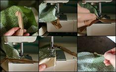 Hemless a-line skirt | One Avian Daemon