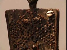 African Art, Women, History on DVD. Brief video response to lukasa.  Related to Lukasa (memory board). Mbudye Society, Luba peoples (Democratic Republic of the Congo). c. 19th to 20th century C.E. Wood, beads, and metal.
