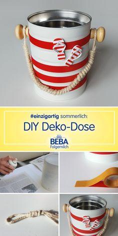 Die 18 Besten Bilder Von Diy Ideen Mit Der Nestle Beba Folgemilch Dose
