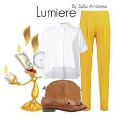 Lumiere by sofiaamorena on Polyvore featuring polyvore, fashion, style, Alice + Olivia, Balmain, M&Co, Vince Camuto, DKNY, Stephanie Kantis, Lumière and clothing