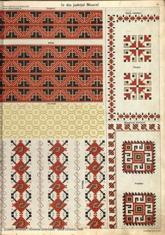 Folk Embroidery, Learn Embroidery, Cross Stitch Embroidery, Embroidery Patterns, Cross Stitch Patterns, Embroidery Techniques, Pattern Books, Cross Stitching, Beading Patterns