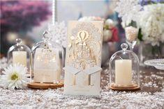 wishmade Wedding Invitation card Laser Cut cover CW5093