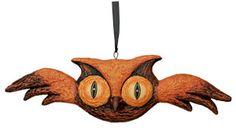 Owl Halloween Hanger | Johanna Parker