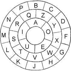 Rhaven's Alphabet