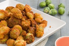 Buffalo Brussels Sprouts Are the Best Brussels Sprouts We've Ever Tasted  - Delish.com