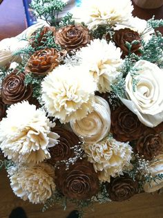 How To Create A Bouquet That Will Never Die for my wedding :)