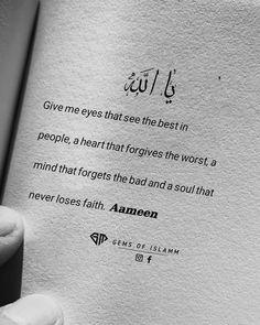 Best Lyrics Quotes, Quran Quotes Love, Quran Quotes Inspirational, Prayer Quotes, Words Quotes, Islamic Quotes, Islamic Teachings, Islamic Messages, Muslim Quotes