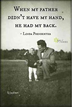 Miss you Daddy! Think of you every single day! Best Fathers Day Quotes, Father Daughter Quotes, Fathers Love, I Miss You Dad, I Love My Dad, My Dad My Hero, Family Quotes, Life Quotes, Being A Father Quotes