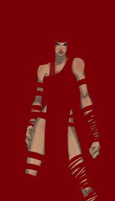 Elektra by Guilherme Gonçalves