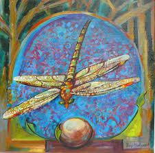 Image result for dragonflies art