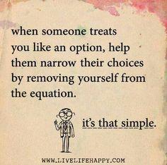 Yep. It's really that simple.