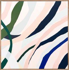 'Macro Leaves 4' by Cassie Byrnes