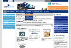 (Old Projects) - Intranet do Grupo Comporte