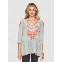 Johnny Was | Baudelio Blouse - Clothing