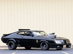 "Mad Max – 1974 Customized Ford Falcon XB Interceptor  ""The last of the V8's."""