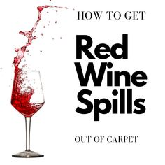 There is nothing more distressing than spilling a full glass of red wine on the carpet! But don't panick: here are 7 red wine stain removers that will help!