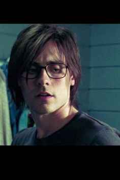 Jared makes one sexy nerd! <3 (Mr. Nobody)