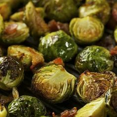 Tuscan Brussels sprouts