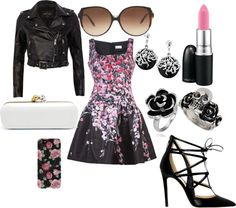 """""""Messy & Classy"""" by vtinarizzo on Polyvore"""
