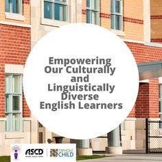 Sean Slade and our panelists explore how educators can create equitable educational settings that utilize the skills and knowledge of English learners as they navigate multiple languages and cultures in the February Whole Child Podcast.