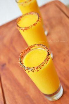 Margaritas de mango! #margaritas #tequila