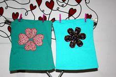 bloempje en hartje