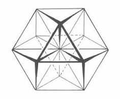 Resultado de imagen de tensegrity hexagon