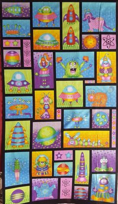 "Elizabeth/'s Studio Shadowbox Hunt 100/% cotton fabric by the panel 35/"" X 43/"""
