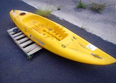 Wilderness Systems Kaos Kayak. Get kayaking with Government Liquidation! Bidding starts at just $25.00