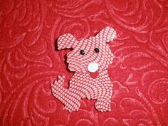 Broche en acetato. Brochessantander.blogspot.com