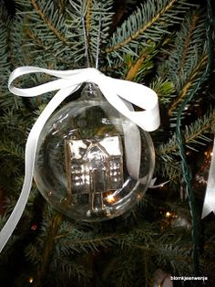Riviera Maison Christmas ornament