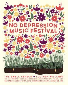No Depression Music Festival - Julie Frey