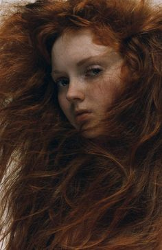 through-the-blue: Lily Cole
