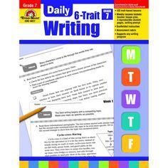DAILY 6 TRAIT WRITING GR 7