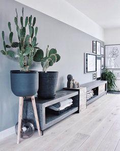 Ideias criativas e fáceis para a decoração da casa nova My Room, Entryway Bench, Room Decor, Patio, House, Furniture, Boho Chic, Manga, Gray Decor