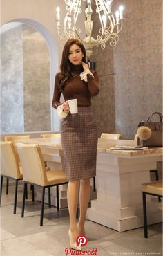 97 Best and Stylish Business Casual Work Outfit for Women   Business casual outf... - #Business #casual #outf #outfit #stylish #Women #Work Office Outfits Women, Stylish Work Outfits, Mode Outfits, Classy Outfits, Fashion Outfits, Women's Fashion, Cheap Fashion, Women's Work Fashion, Sexy Work Outfit