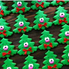 love these cute christmas cookies!